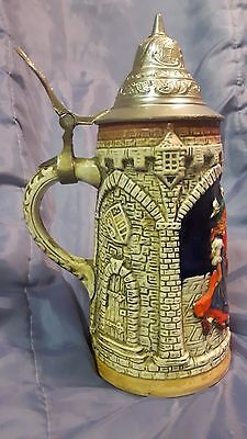 Beer Stein Mazri and Remi