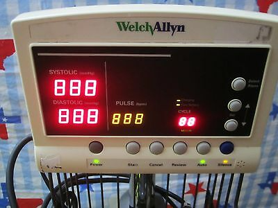 Welch Allyn - Protocol Vital Signs Patient Monitor - Series 52000