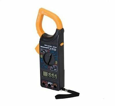 Silverline 228541 Digital Clamp Meter DC and AC