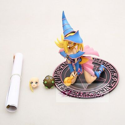 In Box! Yu Gi Oh Duel Monsters Dark Magician Girl 1/7 Complete Figure X'mas Gift