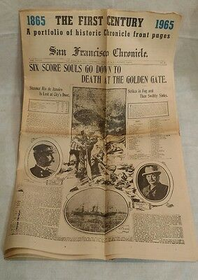San Francisco Chronicle, Headline Reproductions