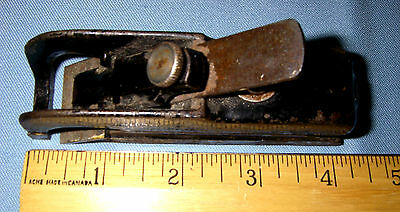 Vintage Stanley Small Hand Plane Wood Planer Carpentry