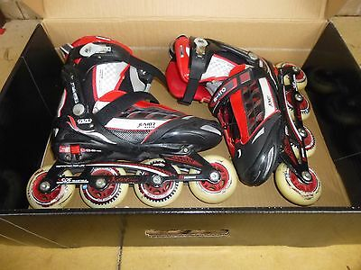 Inline skates - adjustable (37-40) - kids - Micro