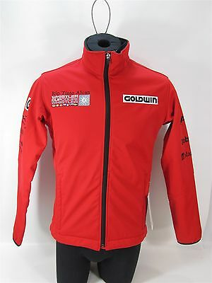 Goldwin Whistler Cup Coupe Red Athletes Jacket Youth Large