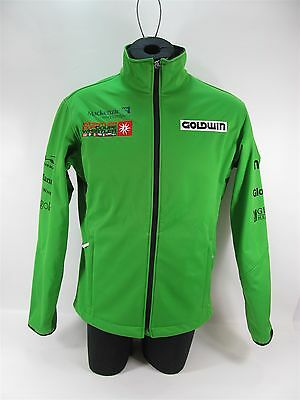 Goldwin Whistler Cup Coupe Green Athletes Jacket Youth Xl