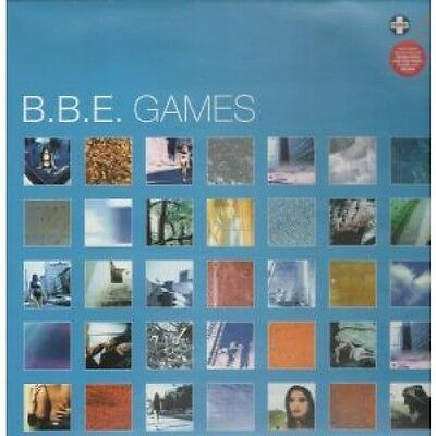 BBE Games DOUBLE LP VINYL UK Positiva 1998 11 Track Double Album With Inners