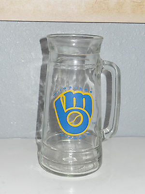 Milwaukee Brewers Vintage Stein Mug