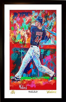 70% Sale Anthony Rizzo Fine-Art 79/199 Print Signed By Winford
