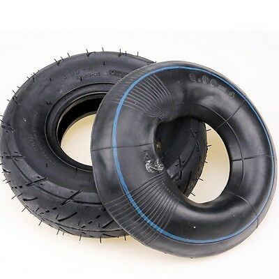 3.00-4 9x 3.5-4 Tire Tyre and Tube for Mini ATV Quad Pocket Bike Scooters za