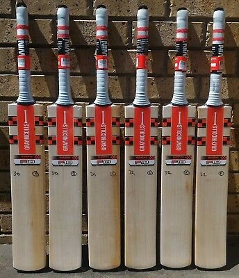 Gray Nicolls F18 600XL English Willow Cricket Bat - 3LB+ Monsters - AU Stock