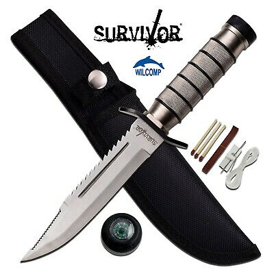 Scuba Diving, Hunting, Fishing and Survival Golden Knife  WIL-DK-FG0