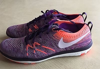 Nike Free TR Focus Flyknit Women's Running Shoes Trainers Sneakers UK 5.5, New