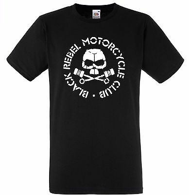 Black Rebel Motorcycle Club Band Logo T-shirt - BRMC, All Sizes free delivery