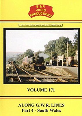 B&R Video DVD Volume 171 - Along GWR Lines Part 4 - South Wales