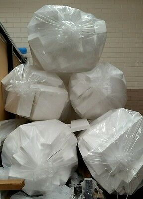packing foam various size total 6 bags pickup from Thornleigh NSW