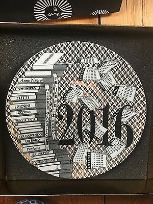 Collectable Fornasetti Calendar Plate New and in the Original Box