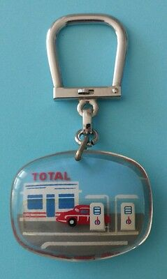Porte Clé Keychain Bourbon Mobile Total Ds Citroen