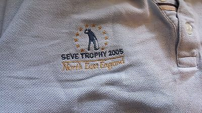 golfs 2005 Seve trophy -ladies scorers official long sleeved polo shirt