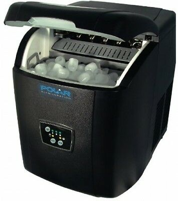 Counter Top Ice Maker With 10 Kg Output Per 24 Hours