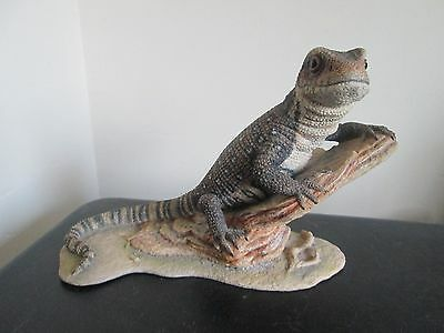 Monitor Lizard by Country Artists Natural World 04189 (retired)