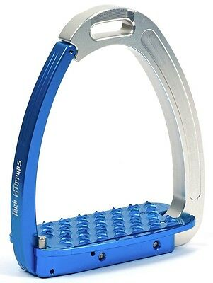 New -  Tech Venice Young - Safety Foot Release Showjumping Stirrup Irons