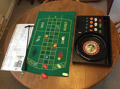 Roulette Boxed Set by Didatto Giochi.