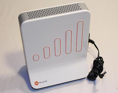 AT&T Cisco 3G MicroCell Tower Booster DPH151-AT Cell Phone Wireless Signal