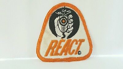 Advertising React Color Patch 3  x 3 inches