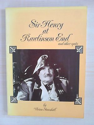 Sir Henry at Rawlinson End by Vivian Stanshall - Book and CD