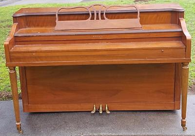 Wonderful Vintage Estey Upright Piano with Bench - BEAUTIFUL SOUND VGC