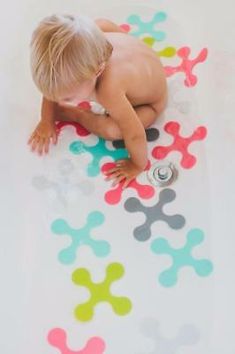 Travel/Portable Inflatable Blow Up Baby Bath With Temperature Spot