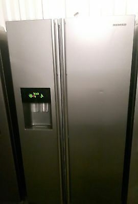Samsung Rsh1Dtmh Fridge Freezer**free Delivery In The West Mids County**