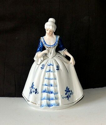 Lady in blue Price reduced from $10 to $6.66