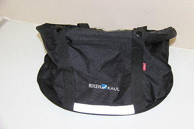 Rixen Kaul Shopper Bike / Cycle Handlebar Bag WITHOUT PACKAGING