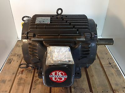 New Unused Us Cooling Tower Motor 30Hp 3Ph 1200/600Rpm 460V