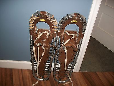 "True Sherpa Snowshoes -  30"" X 9"" With Aluminum Claws"