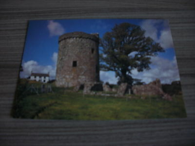 Orchardton Tower Postcard