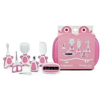 Baby Girls Pink Grooming/Health Care Kit in Travel Case