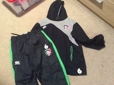 Leicester Tigers Player Issue Kit