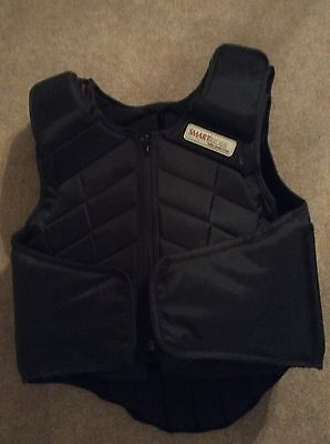 Smart Rider Body Protector, Adult M - Level 3