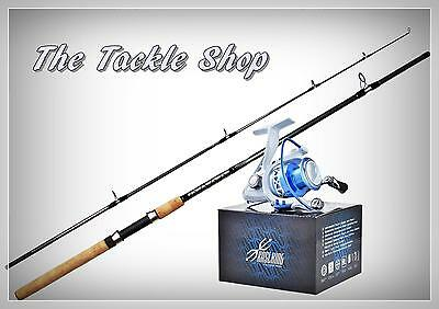 8Ft Spin Combo-6Kg Wildman 240 Rod + KastKing 3000, 6kg Drag, 10B/B REEL