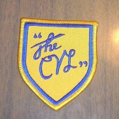 The Cuyahoga Valley Scenic Railroad, Ohio Souvenir  Collectible Patch = NEW