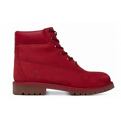 Chaussures Timberland 6 In Premium Waterproof Red