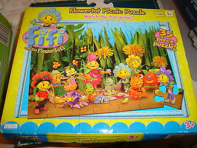 Fifi and flower tots jigsaw 35 pieces
