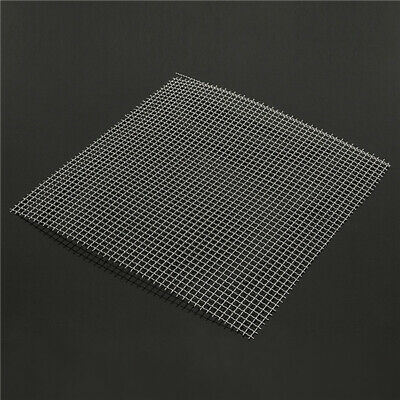 [NEW] 30x30cm 304 Stainless Steel 4 Mesh Filter Water Filtration Woven Wire