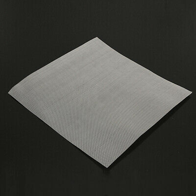 [NEW] 30x30cm 304 Stainless Steel 30 Mesh Filter Water Filtration Woven Wire