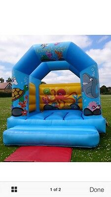 bouncy castle With 1.5hp Blower