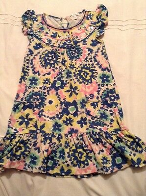 Marks And Spencer Autograph Girls Dress Afe 5-6 Years. WORN ONCE. EXC COND