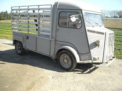 Camionette HY tube Citroën