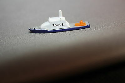 Two Police launches  1200 scale, nice , mint unboxed Triang Minic Ships